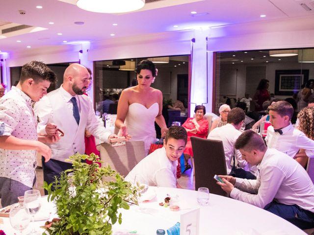 La boda de Jose y Jordana en El Palmar, Valencia 60