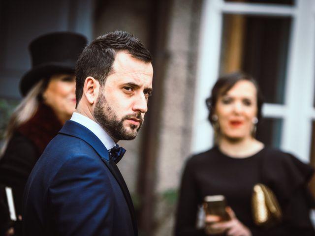 La boda de Kike y Laura en Santiago De Compostela, A Coruña 25