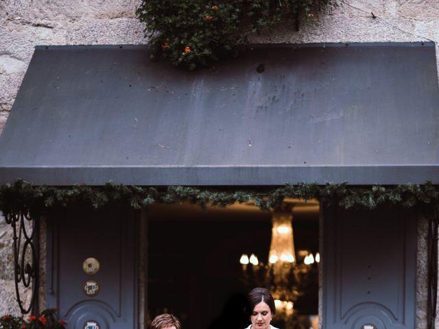 La boda de Kike y Laura en Santiago De Compostela, A Coruña 66