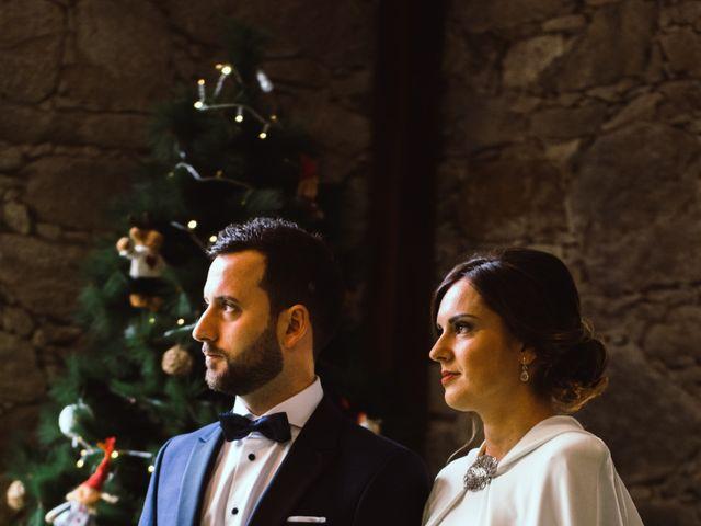 La boda de Kike y Laura en Santiago De Compostela, A Coruña 69