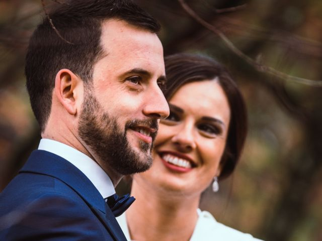 La boda de Kike y Laura en Santiago De Compostela, A Coruña 92