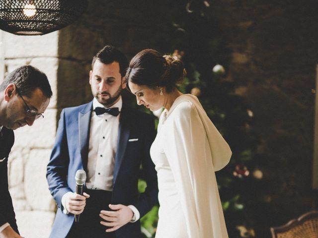 La boda de Kike y Laura en Santiago De Compostela, A Coruña 94