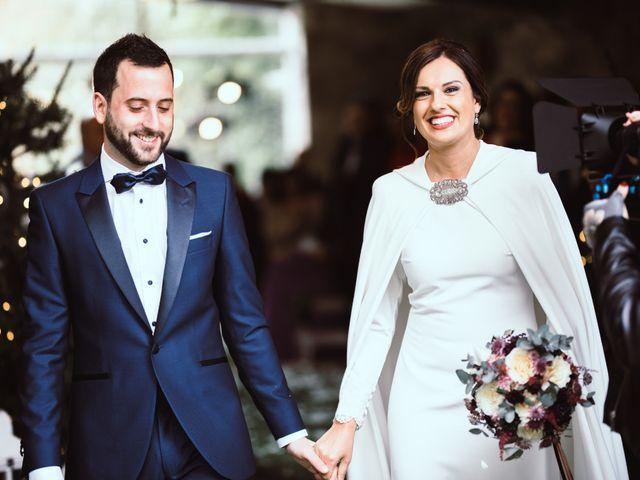 La boda de Kike y Laura en Santiago De Compostela, A Coruña 109