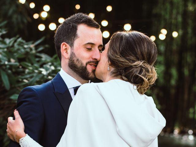 La boda de Kike y Laura en Santiago De Compostela, A Coruña 112