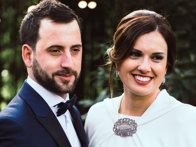 La boda de Kike y Laura en Santiago De Compostela, A Coruña 113
