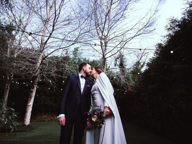 La boda de Kike y Laura en Santiago De Compostela, A Coruña 114