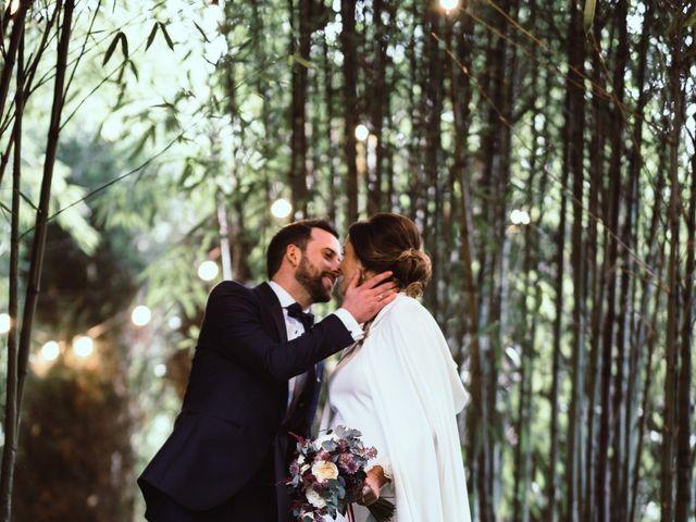 La boda de Kike y Laura en Santiago De Compostela, A Coruña 127