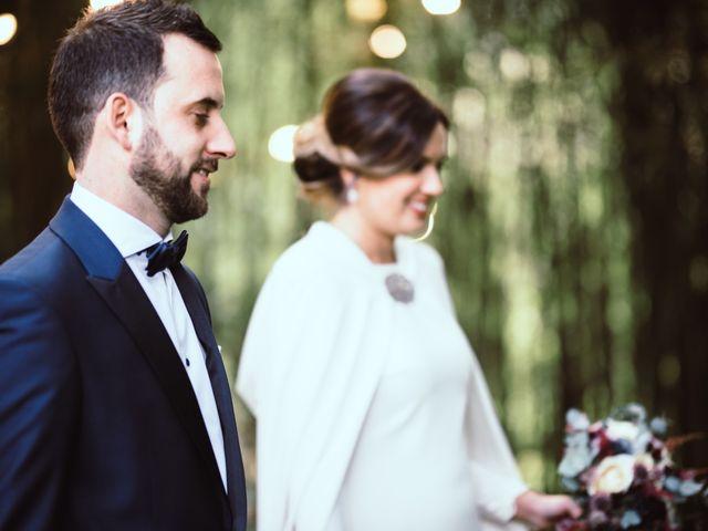 La boda de Kike y Laura en Santiago De Compostela, A Coruña 128