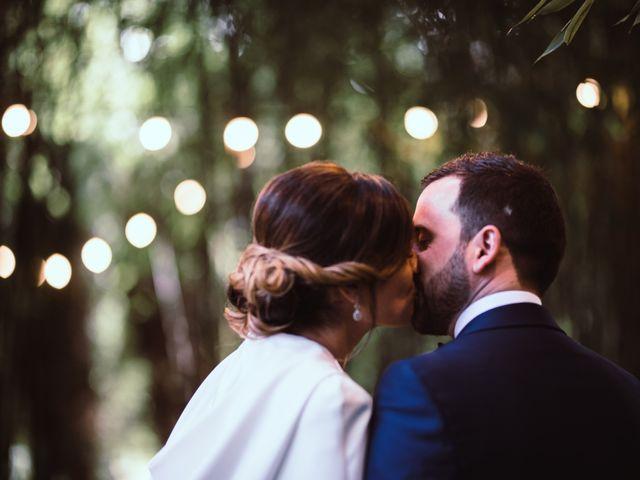 La boda de Kike y Laura en Santiago De Compostela, A Coruña 129