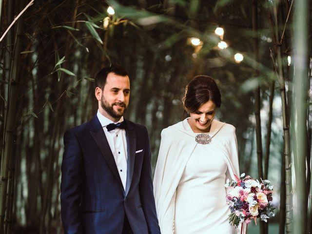La boda de Kike y Laura en Santiago De Compostela, A Coruña 130