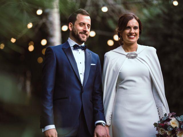 La boda de Kike y Laura en Santiago De Compostela, A Coruña 133