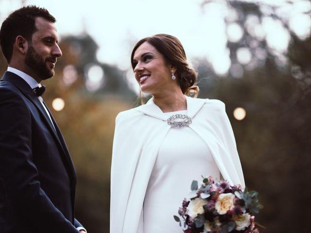 La boda de Kike y Laura en Santiago De Compostela, A Coruña 136