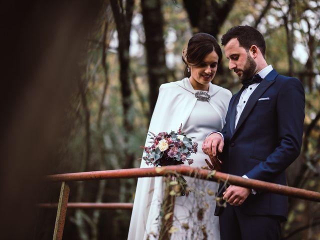 La boda de Kike y Laura en Santiago De Compostela, A Coruña 137