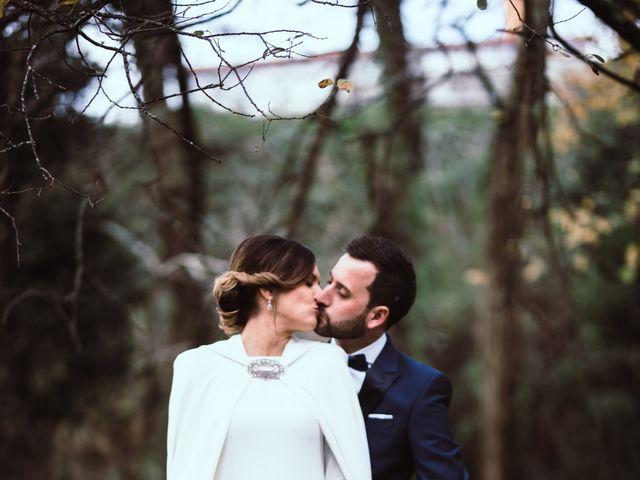 La boda de Kike y Laura en Santiago De Compostela, A Coruña 138
