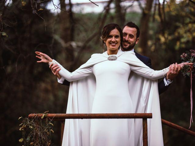 La boda de Kike y Laura en Santiago De Compostela, A Coruña 139