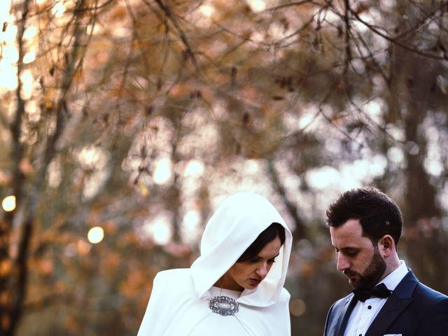 La boda de Kike y Laura en Santiago De Compostela, A Coruña 143