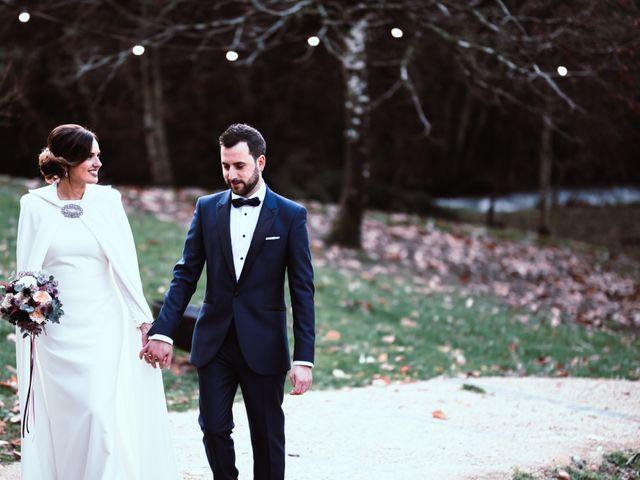 La boda de Kike y Laura en Santiago De Compostela, A Coruña 150