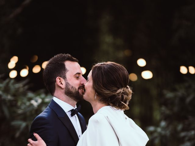 La boda de Kike y Laura en Santiago De Compostela, A Coruña 153
