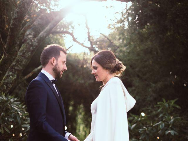 La boda de Kike y Laura en Santiago De Compostela, A Coruña 157