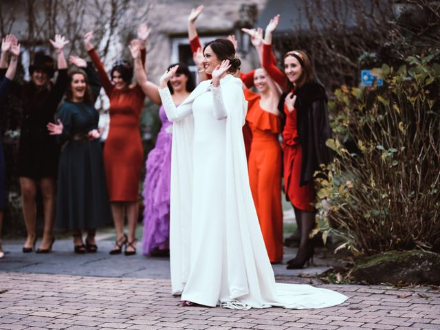 La boda de Kike y Laura en Santiago De Compostela, A Coruña 176