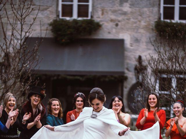 La boda de Kike y Laura en Santiago De Compostela, A Coruña 177