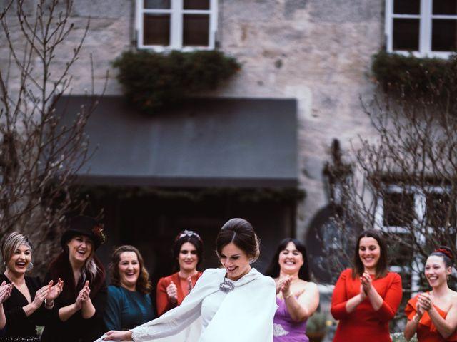 La boda de Kike y Laura en Santiago De Compostela, A Coruña 178