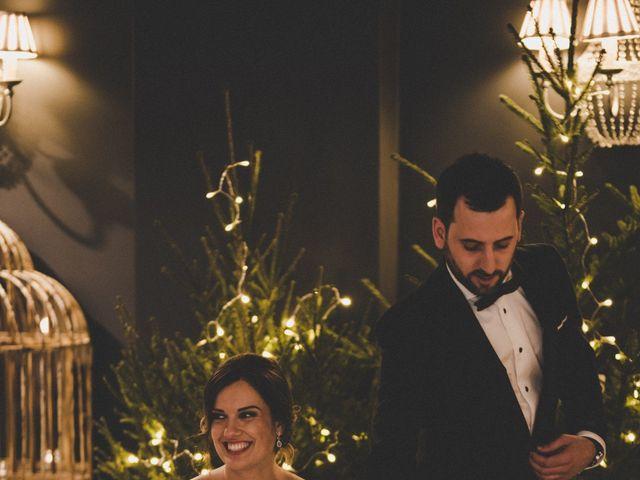 La boda de Kike y Laura en Santiago De Compostela, A Coruña 181