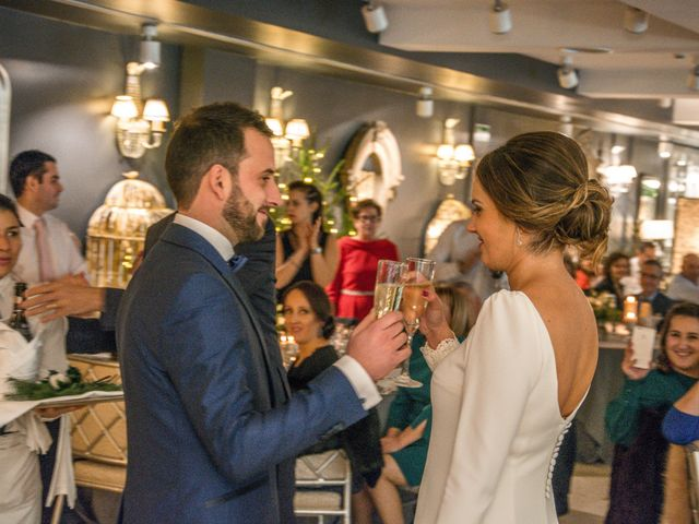 La boda de Kike y Laura en Santiago De Compostela, A Coruña 188