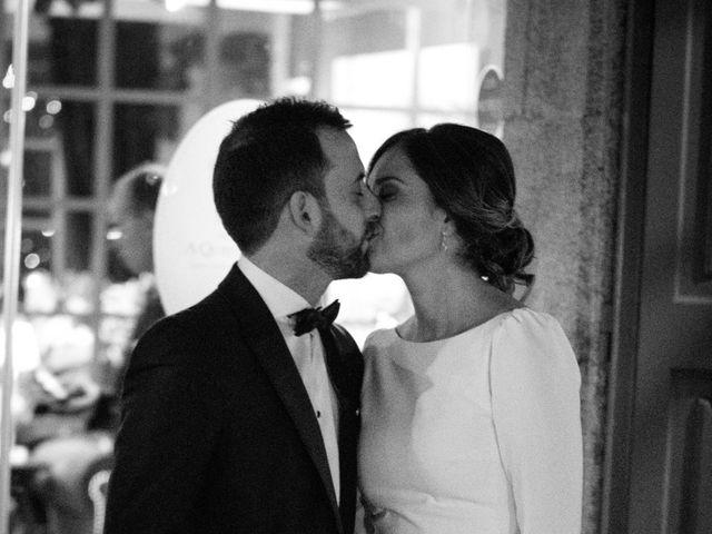 La boda de Kike y Laura en Santiago De Compostela, A Coruña 197