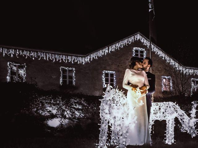 La boda de Kike y Laura en Santiago De Compostela, A Coruña 201
