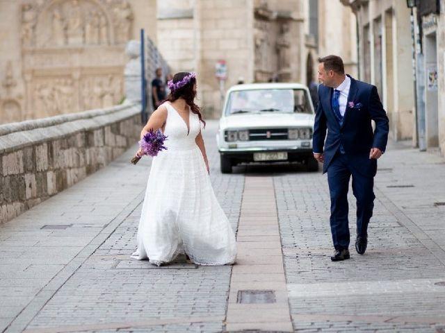 La boda de Adolfo y Veronica en Burgos, Burgos 1
