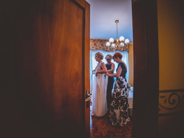 La boda de Daniel y Carolina en Gondomar, Pontevedra 20