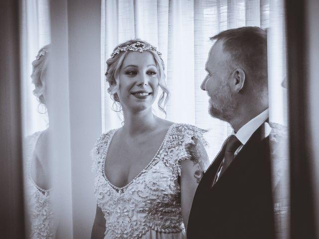 La boda de Daniel y Carolina en Gondomar, Pontevedra 33