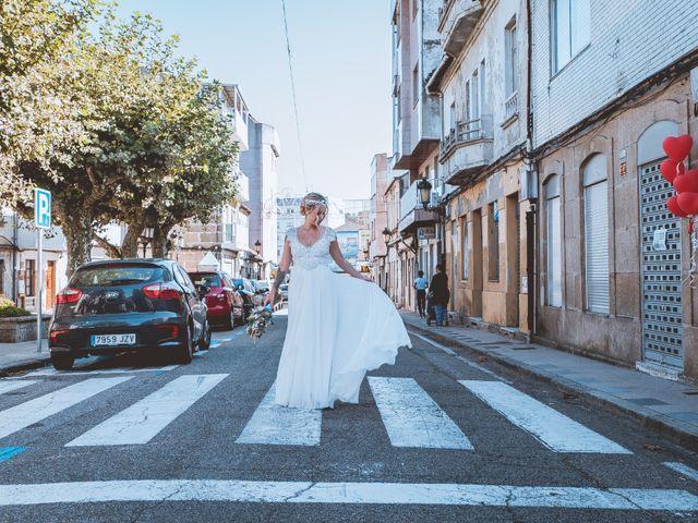 La boda de Daniel y Carolina en Gondomar, Pontevedra 43