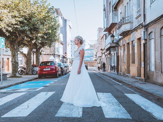 La boda de Daniel y Carolina en Gondomar, Pontevedra 44