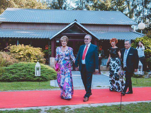 La boda de Daniel y Carolina en Gondomar, Pontevedra 48