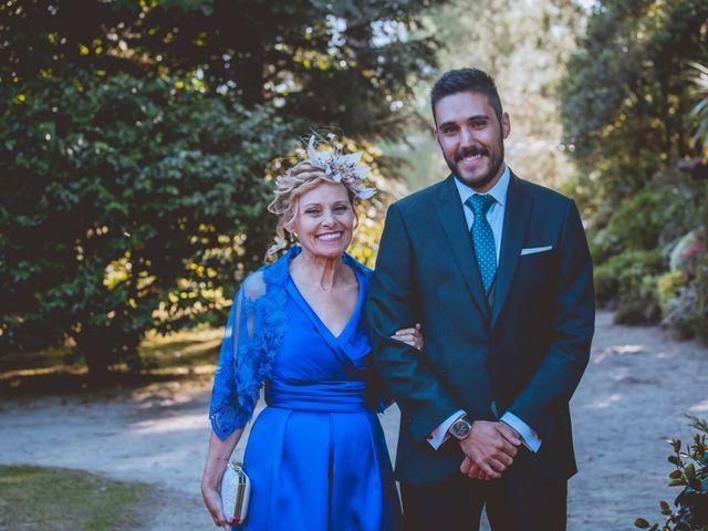 La boda de Daniel y Carolina en Gondomar, Pontevedra 49