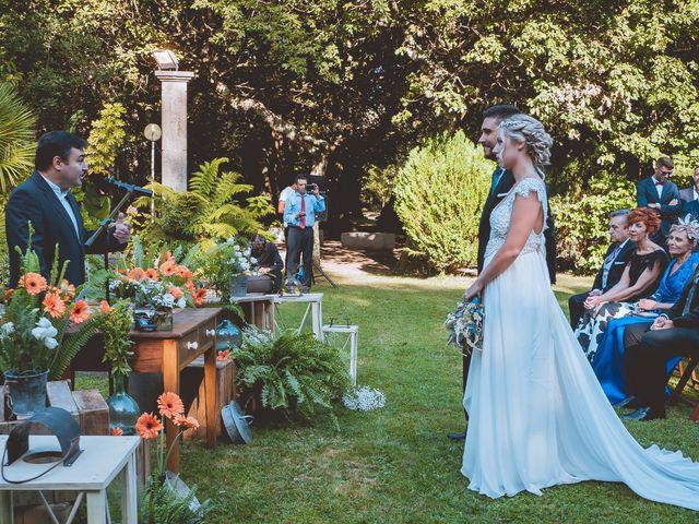 La boda de Daniel y Carolina en Gondomar, Pontevedra 58