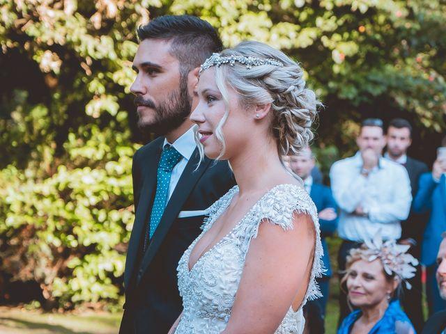 La boda de Daniel y Carolina en Gondomar, Pontevedra 59