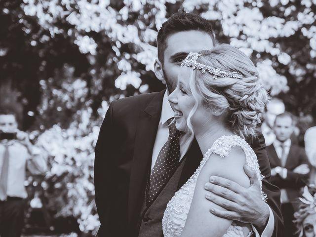 La boda de Daniel y Carolina en Gondomar, Pontevedra 61