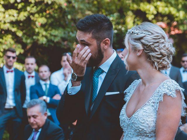 La boda de Daniel y Carolina en Gondomar, Pontevedra 62