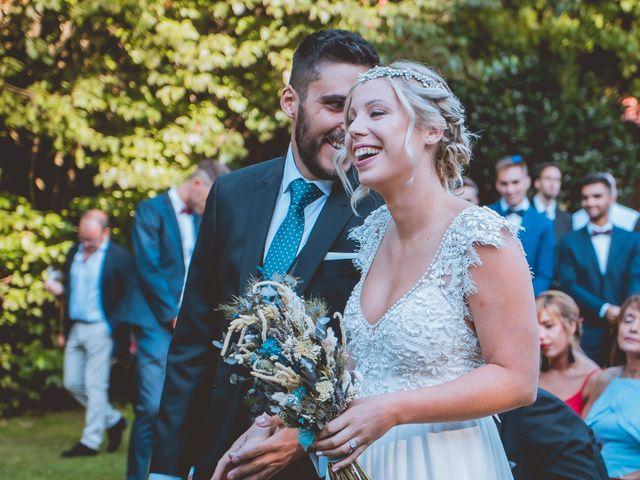 La boda de Daniel y Carolina en Gondomar, Pontevedra 63