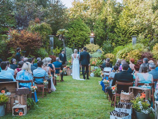 La boda de Daniel y Carolina en Gondomar, Pontevedra 64