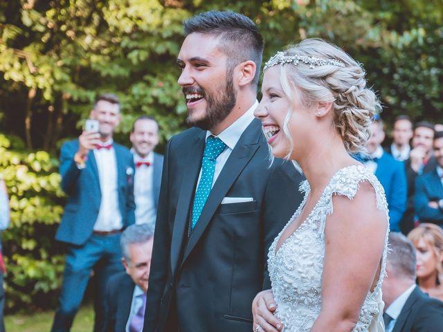 La boda de Daniel y Carolina en Gondomar, Pontevedra 66