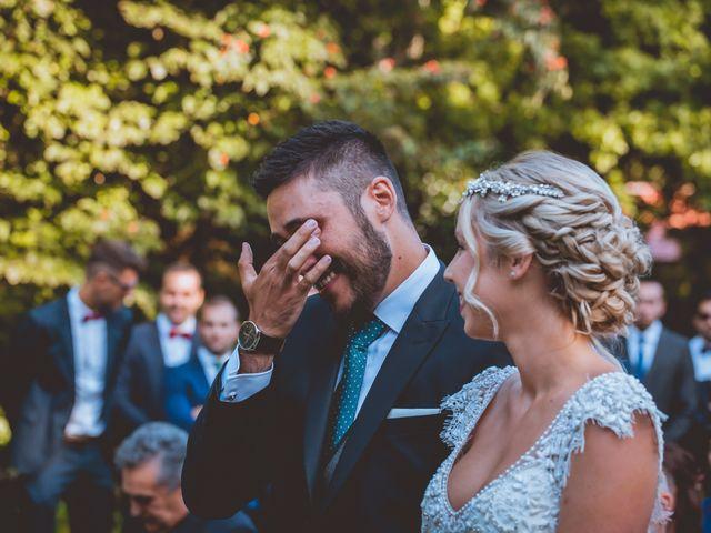 La boda de Daniel y Carolina en Gondomar, Pontevedra 70
