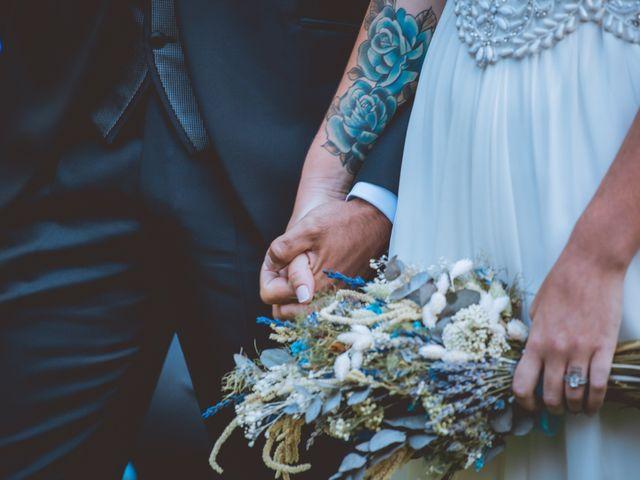 La boda de Daniel y Carolina en Gondomar, Pontevedra 72