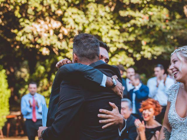 La boda de Daniel y Carolina en Gondomar, Pontevedra 75