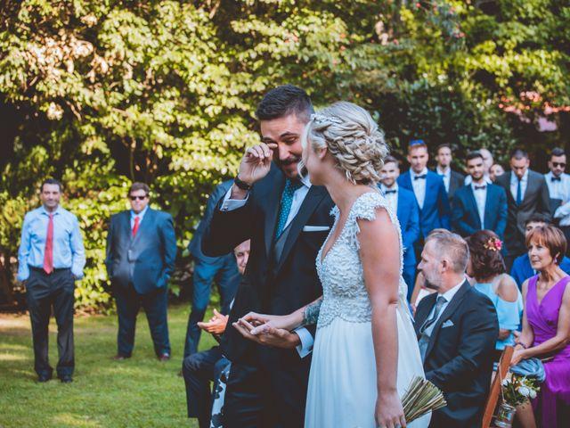 La boda de Daniel y Carolina en Gondomar, Pontevedra 76
