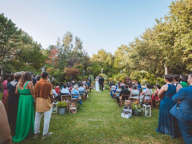 La boda de Daniel y Carolina en Gondomar, Pontevedra 79