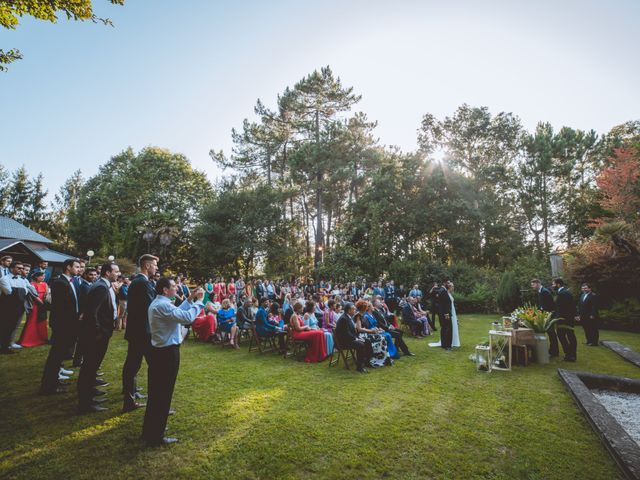 La boda de Daniel y Carolina en Gondomar, Pontevedra 80